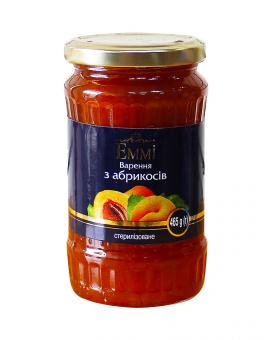 Варенье из абрикос Emmi, 465 г