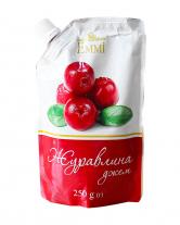 Джем плодово-ягодный Клюква Emmi, 250 г